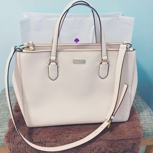 Kate Spade Leighann Laurel Way Leather Purse